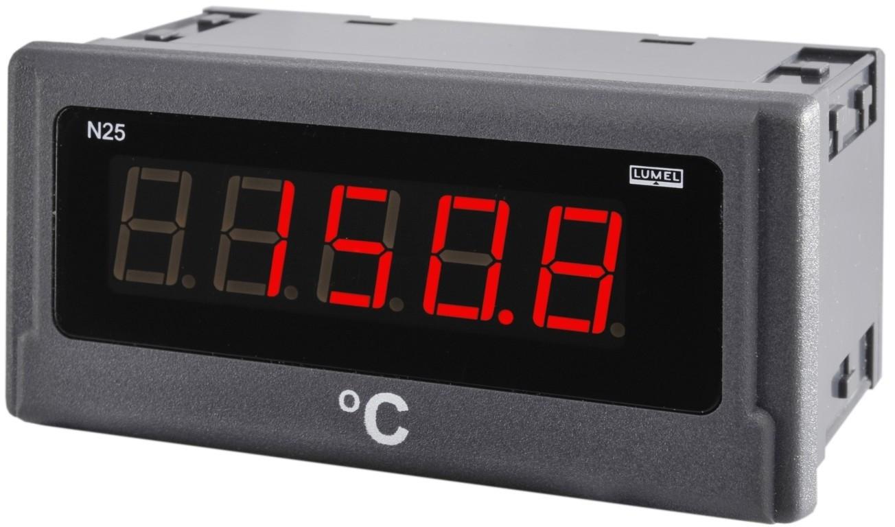 Измеритель температуры